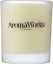 Düfte, Parfümerie und Kosmetik Duftkerze im Glas Heiterkeit - AromaWorks Serenity Candle