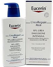 Düfte, Parfümerie und Kosmetik Gesichtslotion mit 10% Harnstoff für extrem trockene Haut - Eucerin UreaRepair Plus 10%