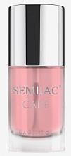 Düfte, Parfümerie und Kosmetik Pflegendes Nagel- und Nagelhautelixier - Semilac Nail & Cuticle Elixir