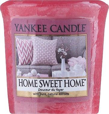 Votivkerze Home Sweet Home - Yankee Candle Home Sweet Home Sampler Votive