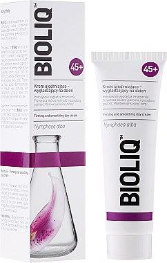Straffende und glättende Tagescreme 45+ - Bioliq 45+ Firming And Smoothing Day Cream