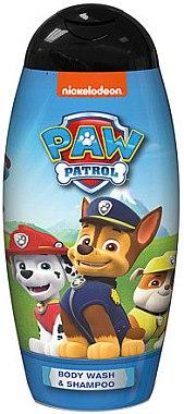 2in1 Shampoo und Duschgel für Kinder Paw Patrol - Uroda For Kids Shampoo & Shower Gel