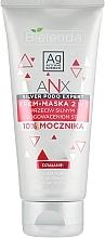 Düfte, Parfümerie und Kosmetik 2in1 Fußcreme-Maske mit 10% Harnstoff gegen Schwielen - Bielenda ANX Podo Detox Cream-Mask 2in1