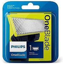 Düfte, Parfümerie und Kosmetik Ersatzklinge - Philips OneBlade und OneBlade Pro QP210
