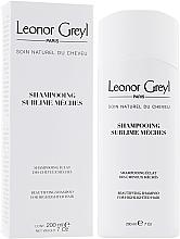 Düfte, Parfümerie und Kosmetik Shampoo für gebleichtes Haar - Leonor Greyl Shampooing Sublime Meches