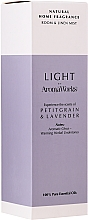 Düfte, Parfümerie und Kosmetik Raumspray mit Petitgrain- und Lavendelduft - AromaWorks Light Range Room Mist