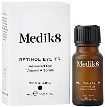 Düfte, Parfümerie und Kosmetik Augenserum für die Nacht mit Vitamin A - Medik8 Retinol Eye TR