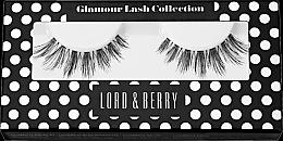 Düfte, Parfümerie und Kosmetik Künstliche Wimpern EL 21 - Lord & Berry Glamour Lash Collection