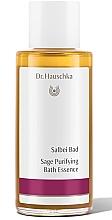 Düfte, Parfümerie und Kosmetik Erfrischende Badeessenz mit Salbei - Dr. Hauschka Sage Purifying Bath Essence