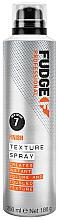 Düfte, Parfümerie und Kosmetik Texturgebendes Volumen-Haarspray - Fudge Texture Spray