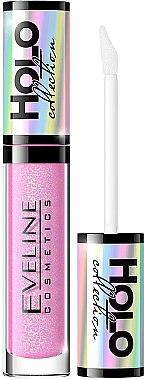Lipgloss - Eveline Cosmetics Holo Collection — Bild N1