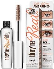 Düfte, Parfümerie und Kosmetik Mascara Base - Benefit They're Real Tinted Lash Primer