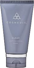 Düfte, Parfümerie und Kosmetik Tiefreinigende Gesichtsmaske - Cosmedix Clear Deep Cleansing Mask