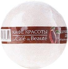 Düfte, Parfümerie und Kosmetik Badebombe mit Kakaobutter und Kaffee-Extrakt - Le Cafe de Beaute Bubble Ball Bath
