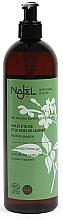 Düfte, Parfümerie und Kosmetik Alepposeife-Duschgel mit Jasmin - Najel Aleppo Soap Shower Gel Olive And Bay Laurel Oils