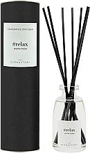 Düfte, Parfümerie und Kosmetik Raumerfrischer Black Relax White Musk - Ambientair The Olphactory Black Relax White Musk