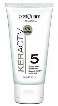 Düfte, Parfümerie und Kosmetik Glättende Haarmaske mit Keratin - Postquam Keractiv Smooth Mask With Keratin