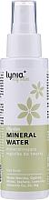 Düfte, Parfümerie und Kosmetik Mineralwasser-Nebel für fettige Gesichtshaut - Lynia Oily Skin Mineral Water