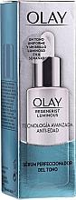 Düfte, Parfümerie und Kosmetik Regenerierendes Gesichtsserum gegen Pigmentflecken für eine strahlende Haut - Olay Regenerist Luminous Skin Tone Perfecting Serum