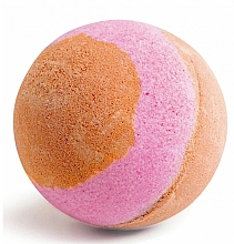 Düfte, Parfümerie und Kosmetik Badebombe orange-rosa - IDC Institute Multicolor Tropical Fruits