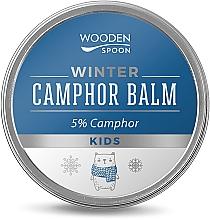 Düfte, Parfümerie und Kosmetik Körperbalsam für Kinder mit Kampfer - Wooden Spoon Winter Camphor Balm For Kids