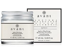 Düfte, Parfümerie und Kosmetik Regenerierende Anti-Aging Hals- und Dekolletécreme - Avant Ageless Decolletage Retexturing Treatment