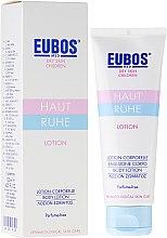 Düfte, Parfümerie und Kosmetik Kinder-Körperlotion für trockene Haut - Eubos Med Dry Skin Children Lotion