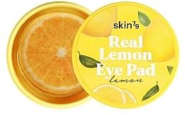 Düfte, Parfümerie und Kosmetik Augenpatches mit Zitrone - Skin79 Brightening Real Lemon Eye Pad