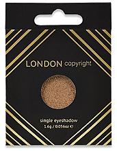 Düfte, Parfümerie und Kosmetik Mono-Lidschatten - London Copyright Magnetic Eyeshadow Shades