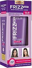Düfte, Parfümerie und Kosmetik Anti-Frizz Haarcreme - Kativa Frizz Off Smooth Control Leave-In Cream Karite