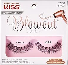 Düfte, Parfümerie und Kosmetik Künstliche Wimpern - Kiss Blowout Lash Pageboy
