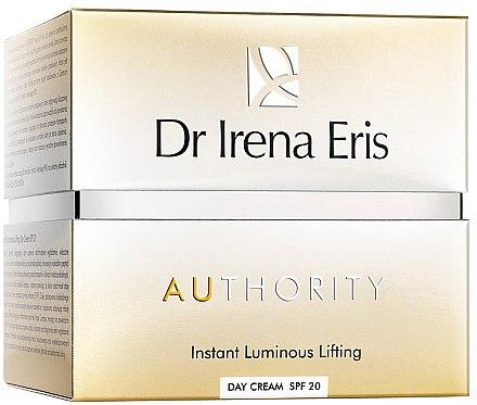 Gesichtscreme - Dr Irena Eris Authority Instant Luminous
