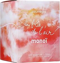 Courreges La Fille De L'Air Monoi - Eau de Parfum — Bild N4