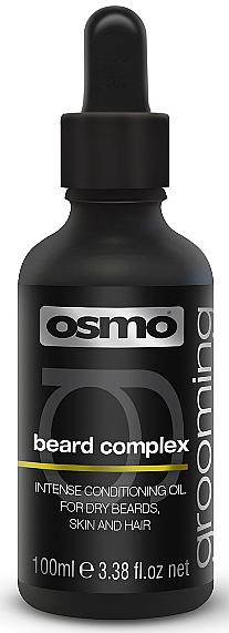 Intensiv pflegendes Öl für trockene Bärte, Haut und Haare - Osmo Beard Complex — Bild N1