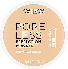 Düfte, Parfümerie und Kosmetik Gesichtspuder - Catrice Puder Poreless Perfection Powder