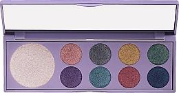 Düfte, Parfümerie und Kosmetik Lidschattenpalette mit 9 Farben - Doll Face 9-Shade Face & Eye Palette