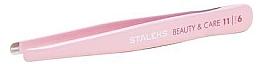Düfte, Parfümerie und Kosmetik Pinzette TBC-11/6 gerade - Staleks Beauty & Care 11 Type 6