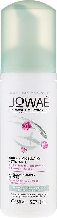 Mizellen-Waschschaum mit antioxidativen Lumiphenolen und Pfingstrose - Jowae Micellar Foaming Cleanser
