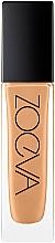 Düfte, Parfümerie und Kosmetik Langanhaltende Foundation für einen natürlich strahlenden Teint - Zoeva Authentic Skin Foundation