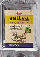 Düfte, Parfümerie und Kosmetik Natürliches pflanzliches Haarfärbemittel - Sattva Henna