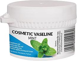 Düfte, Parfümerie und Kosmetik Gesichtscreme mit Minze - Pasmedic Cosmetic Vaseline Mint