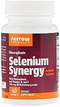 Düfte, Parfümerie und Kosmetik Nahrungsergänzungsmittel Selen in Kapselform 60 St. - Jarrow Formulas Selenium Synergy