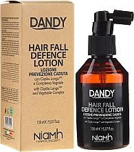 Düfte, Parfümerie und Kosmetik Schützende Lotion gegen Haarausfall - Niamh Hairconcept Dandy Hair Fall Defence Lotion