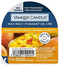 Düfte, Parfümerie und Kosmetik Duftwachs Mango Peach Salsa - Yankee Candle Wax Melt Mango Peach Salsa