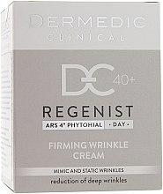 Düfte, Parfümerie und Kosmetik Anti-Falten- und straffende Tagescreme 40+ - Dermedic Regenist ARS 4 Phytohial Day Firming Wrinkle Cream
