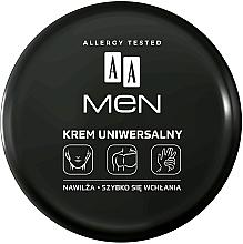 Düfte, Parfümerie und Kosmetik Feuchtigkeitsspendende Universalcreme für Körper, Gesicht und Hände - AA Men