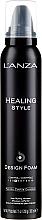 Düfte, Parfümerie und Kosmetik Haarstylingmousse mit Keratin - L'anza Healing Style Design Foam