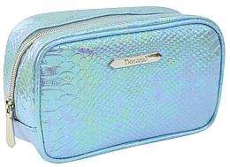 Düfte, Parfümerie und Kosmetik Kosmetiktasche Blue Crocco klein 4990 himmelblau - Donegal