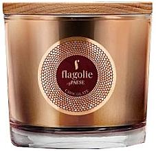 Düfte, Parfümerie und Kosmetik Duftkerze im Glas Schokolade - Flagolie Fragranced Candle Chocolate