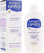 Düfte, Parfümerie und Kosmetik Massageöl für Babys - Instituto Espanol